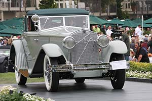 Click here to open the Isotta Fraschini 8A S Castagna Cabriolet gallery