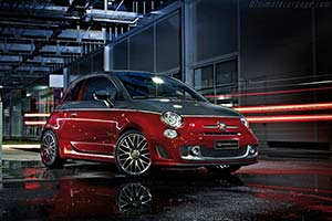 Click here to open the Fiat Abarth 595 Turismo gallery