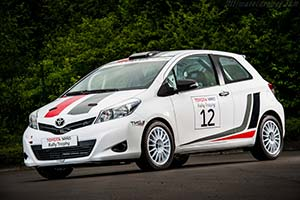 Click here to open the Toyota Yaris R1A gallery