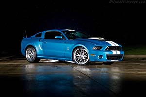 Click here to open the Ford Shelby Mustang GT500 Cobra gallery