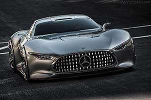 Click here to open the Mercedes-Benz AMG Vision Gran Turismo gallery