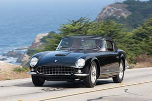 Click here to open the Ferrari 375 Plus Pinin Farina Cabriolet gallery