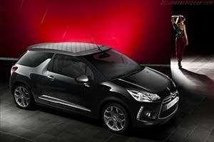 Click here to open the Citroën DS3 Cabrio gallery