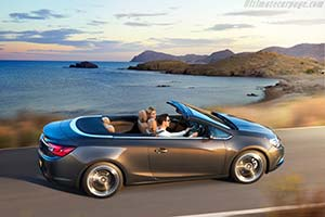 Click here to open the Vauxhall Cascada gallery