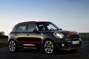 Click here to open the MINI John Cooper Works Countryman gallery