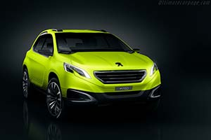Click here to open the Peugeot 2008 Concept gallery
