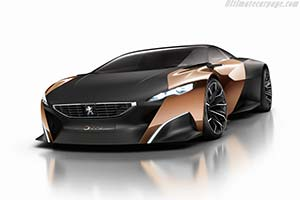 Click here to open the Peugeot Onyx Concept gallery