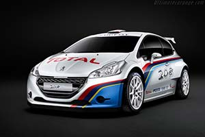 Click here to open the Peugeot 208 T16 gallery