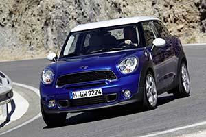 Click here to open the MINI Cooper S Paceman gallery