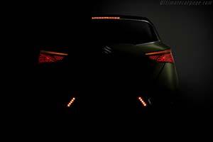 Click here to open the Suzuki S-Cross Concept gallery