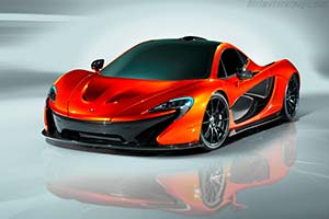 Click here to open the McLaren P1 Concept gallery