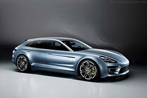 Click here to open the Porsche Panamera Sport Turismo gallery