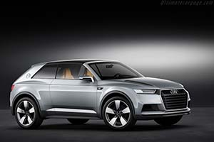 Click here to open the Audi Crosslane Coupé gallery