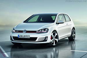 Click here to open the Volkswagen Golf GTI Concept gallery