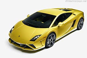 Click here to open the Lamborghini Gallardo LP560-4 gallery