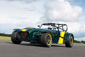 Click here to open the Caterham Superlight R600 gallery