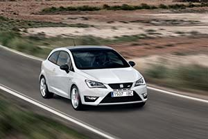 Click here to open the Seat Ibiza Cupra gallery
