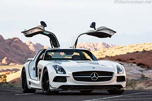 Click here to open the Mercedes-Benz SLS AMG Black Series gallery