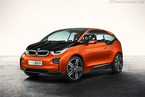 Click here to open the BMW i3 Concept Coupe gallery