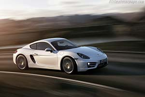 Click here to open the Porsche Cayman gallery