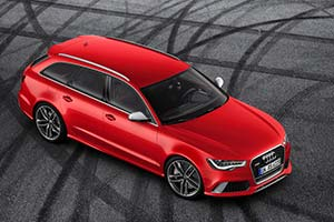 Click here to open the Audi RS 6 Avant gallery