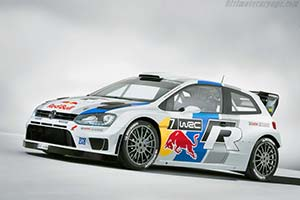 Click here to open the Volkswagen Polo R WRC gallery