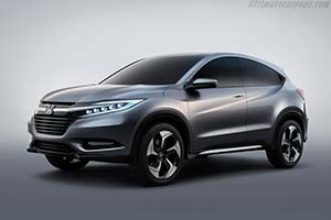 Click here to open the Honda Urban SUV Concept gallery