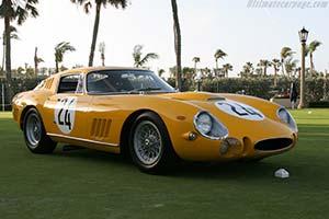 Click here to open the Ferrari 275 GTB Competizione Speciale  gallery