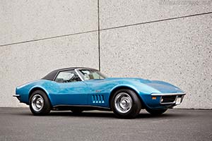 Click here to open the Chevrolet Corvette L88 Roadster gallery