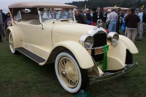 Click here to open the Duesenberg Model A Fleetwood Phaeton gallery