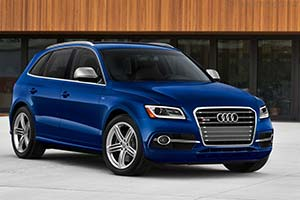 Click here to open the Audi SQ5 TFSI gallery