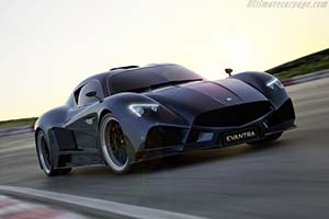 Click here to open the Mazzanti Evantra V8 gallery