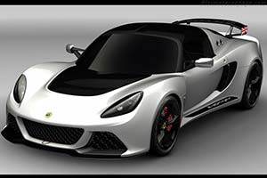 Click here to open the Lotus Exige V6 Cup gallery