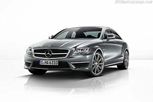 Click here to open the Mercedes-Benz CLS 63 AMG S-Model gallery