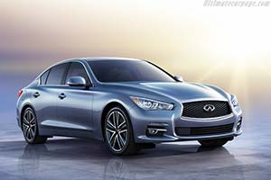 Click here to open the Infiniti Q50 gallery