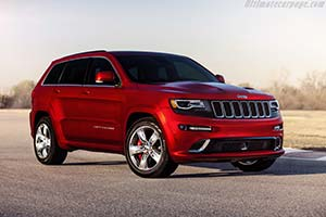 Click here to open the Jeep Grand Cherokee SRT gallery