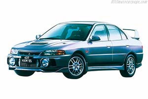 Click here to open the Mitsubishi Lancer EVO IV gallery