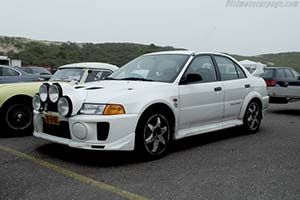 Click here to open the Mitsubishi Lancer EVO V gallery