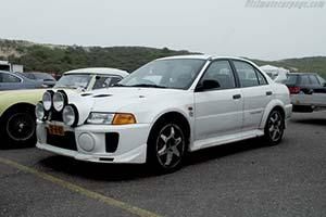 Click here to open the Mitsubishi Lancer EVO V gallery