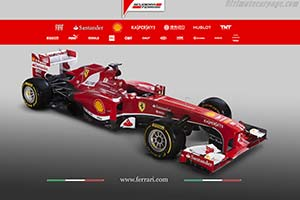 Click here to open the Ferrari F138 gallery
