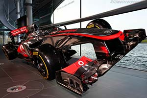Click here to open the McLaren MP4-28 Mercedes gallery