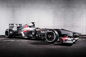 Click here to open the Sauber C32 Ferrari gallery