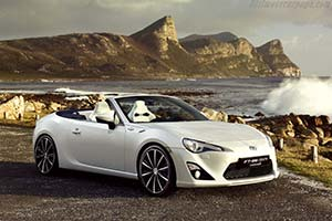 Click here to open the Toyota FT-86 Open Concept gallery