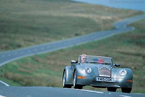 Click here to open the Morgan Aero 8 gallery