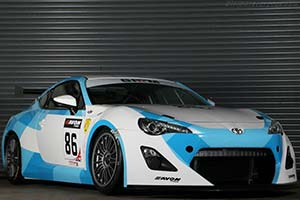 Click here to open the Toyota GT 86 GT4 gallery