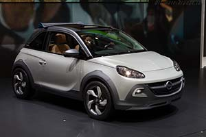 Click here to open the Opel Adam Rocks Concept gallery