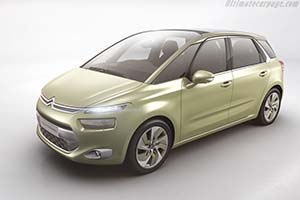 Click here to open the Citroën Technospace Concept gallery