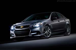 Click here to open the Chevrolet SS gallery