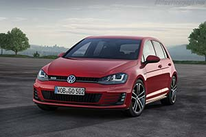 Click here to open the Volkswagen Golf GTD gallery
