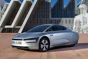 Click here to open the Volkswagen XL1 gallery